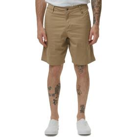 tentree Twill Latitude Shorts Men khaki